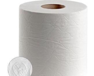 Bobinas de papel secamanos. 6 rollos por pack