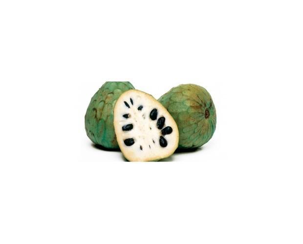 Chirimoyas. Fruta de otoño invierno
