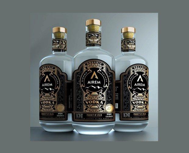 Licores Ecológicos. Vodka Ecológico. Vodka Gourmet Premium Ecológico 40% alcohol