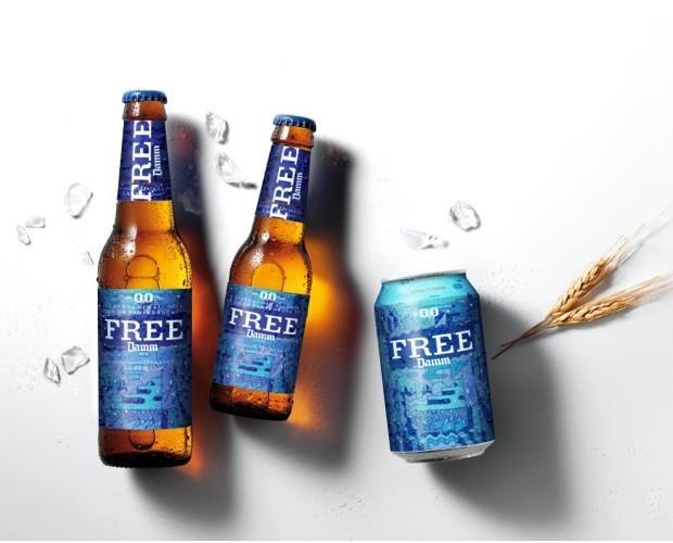 Cerveza. Cerveza sin Alcohol. Cerveza sin alcohol
