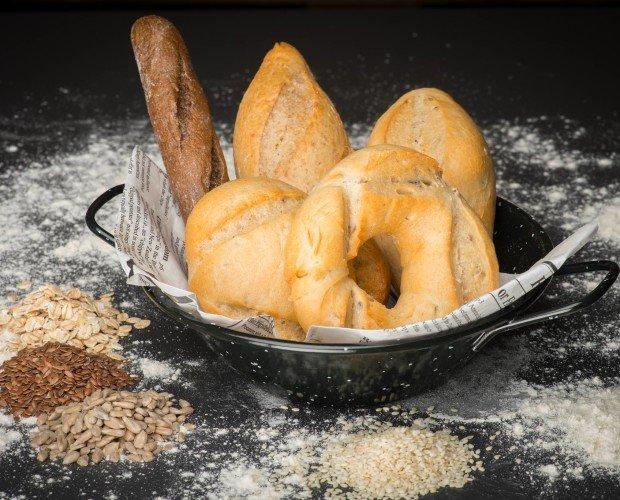 Variedad de panes. Excelente calidad