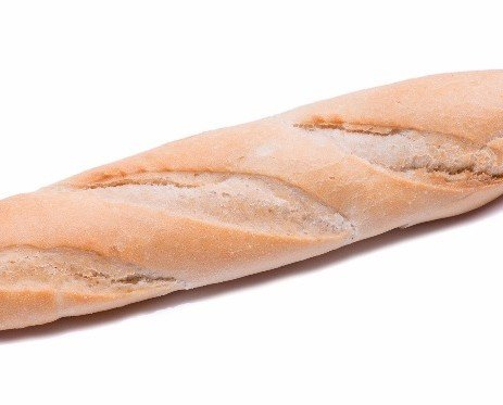Baguetín. Gran diversidad de panes