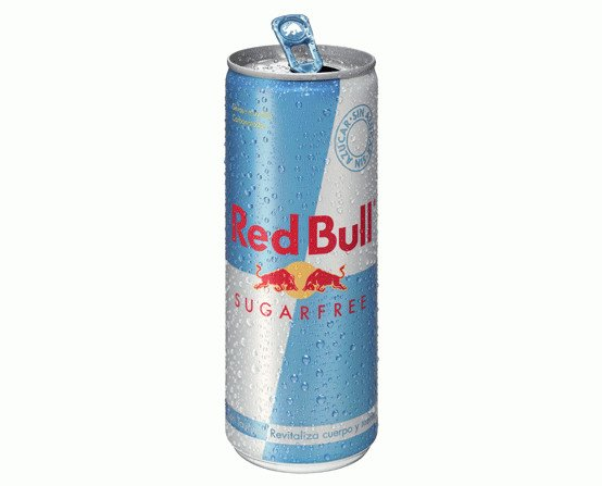 Bebida Energética. Red Bull Sugarfree