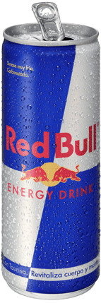 Bebida Energizante. Red Bull Energy Drink