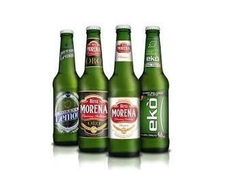 Birra Morena. Cerveza artesanal de importación