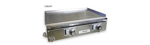 Equipamiento para Hostelería. Planchas y maquinaría de cocción