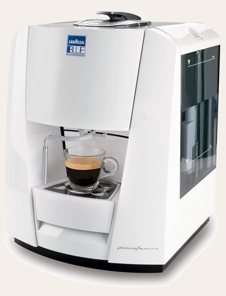 Máquina de café Lavazza. Modelo: blue