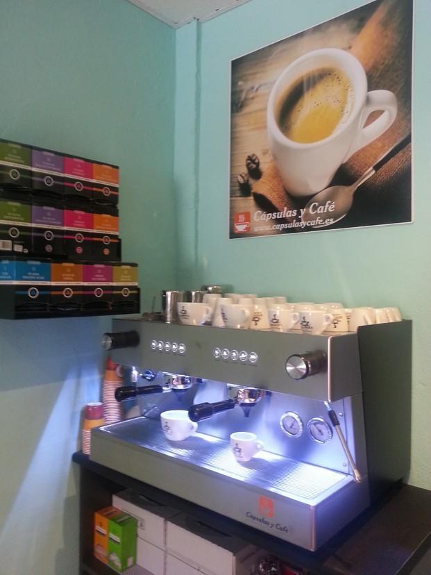 Máquinas de café. Para elaborar el mejor café