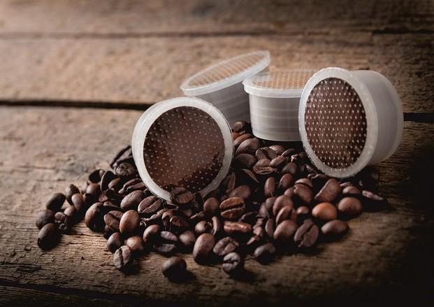 Cápsulas. Café