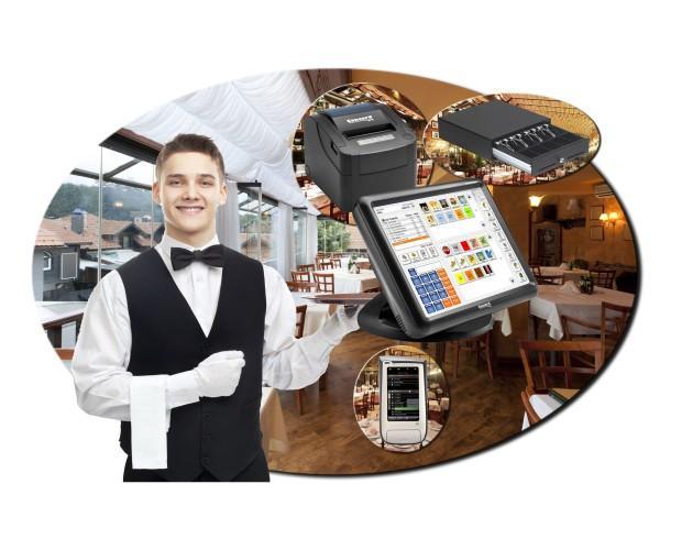 Pack Hostelería. Software y hardware para negocios de Hostelería