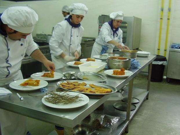 Escuela de Hosteleria. Programa de prácticas en empresas