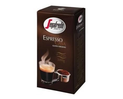 Espresso casa. El café ideal para el hogar.