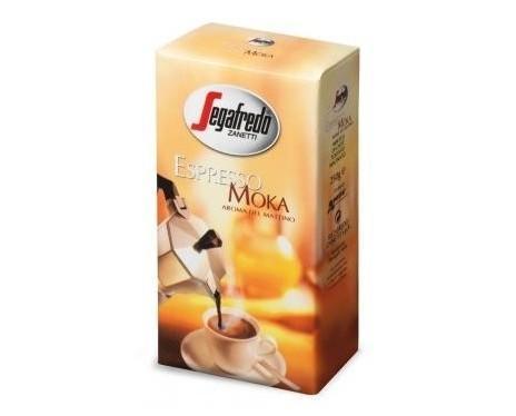 Café espresso moka. Inigualable sabor a espresso de café Segafredo.