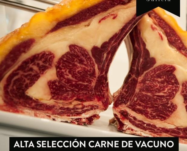 Alta seleccion. Carne de vaca