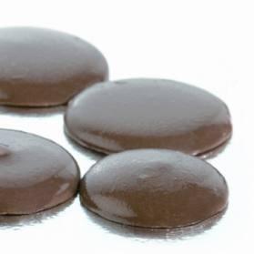 Cacao. Todo tipo de coberturas, pepitas, chocolate puro y más