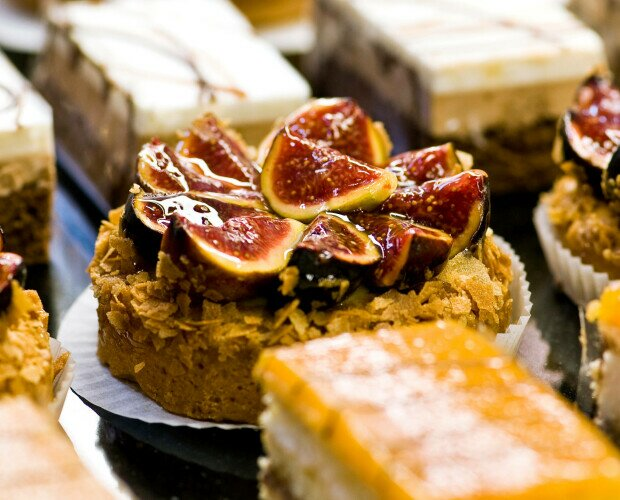 Resposteria. Postres individuales Maison Raoul MADRID