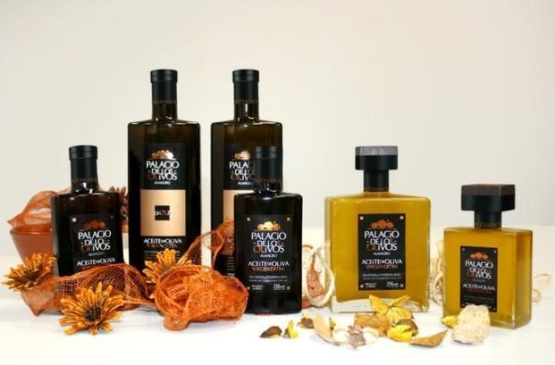 Aceite oliva virgen extra. virgen extra con sello calidad sicret