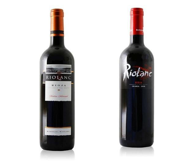 Vino D.O. Rioja. Vino Crianza y Joven con D.O. La Rioja
