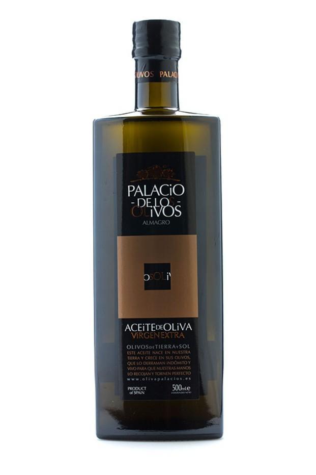 Aceite de oliva. Palacio de los Olivos
