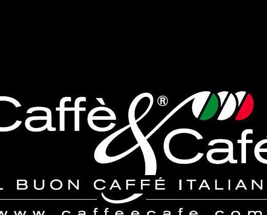 Logo caffecaf. Gourmet bio
