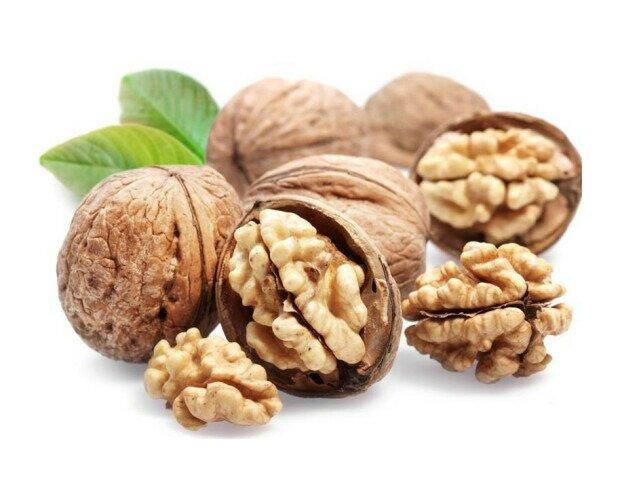 Nueces. Es el fruto seco más saludable gracias a la equilibrada composición de sus grasas