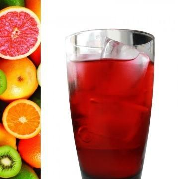 Bebidas refrescantes. Té con fruta de la pasión