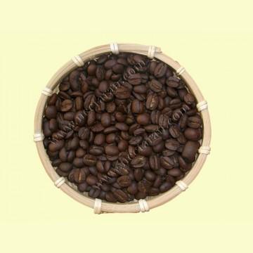Cafés. Café con fresa y chocolate