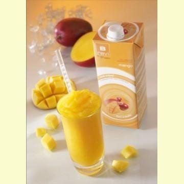 Bebidas sin Alcohol. Batidos. Smoothies de mango