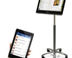 eRest Mobile. Permite que los clientes puedan ver el menú y la carta de forma interactiva