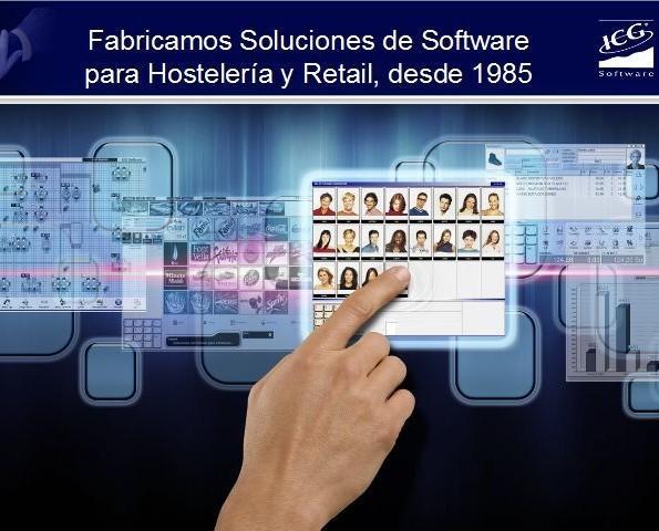 ICG Software. El Grupo fue fundado en 1985 por su actual presidente, Andreu Pi Pocurull.