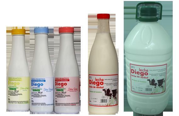 Productos . Lácteos Diego