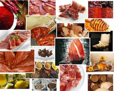 Carne de Ternera.Variedad de cortes de carne