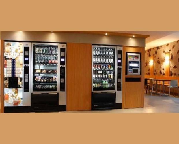 Máquinas de vending. Máquinas de vending para hostelería