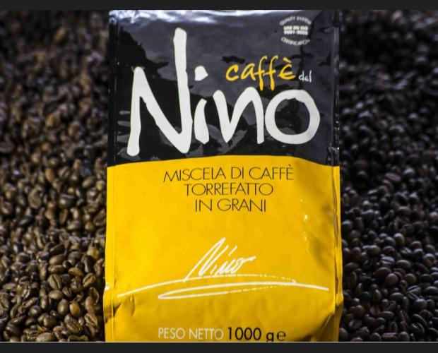 Ninno caffe. Café italiano en grani