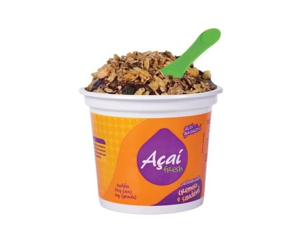 Açaí fresh 220g. Ideal con cereales