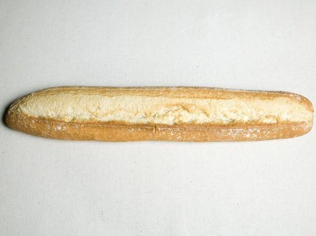 Flauta Payés. Con y sin sal