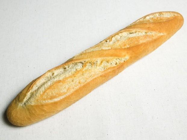 Panes Baguette. Baguette 40 cm