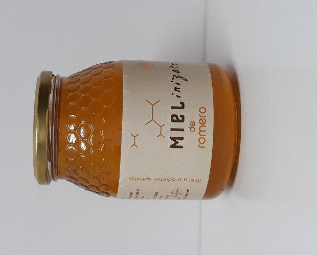 Miel. Miel Natural. Miel de romero