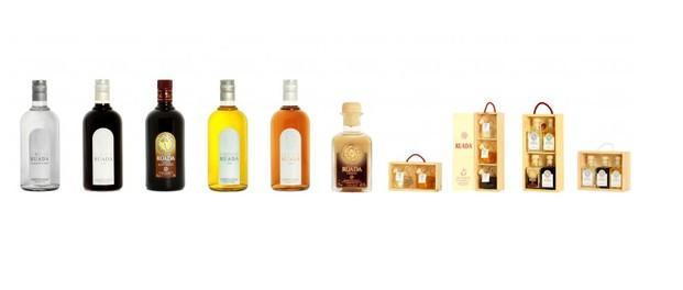 Licores. Licores de orujo, de miel, de café, de hierbas