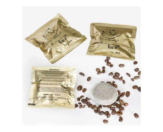 Café gold. Caja de 150 unidades