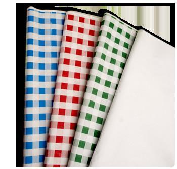 Manteles. Mantel Cuadros Colores
