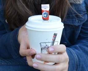 Bistrotea te en stick. TEA BREAK para los aficionados al té – nuestro TEA TO GO esta diseñado para el pequeño relax