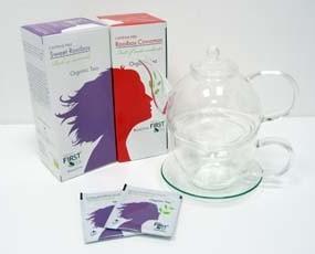 First Tea rooibos. Rooibos con canela o rooibos con vainilla. cual prefieres?