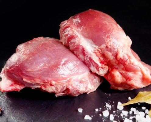 Carne Congelada.Sin hueso, en bolsa de 1 kg