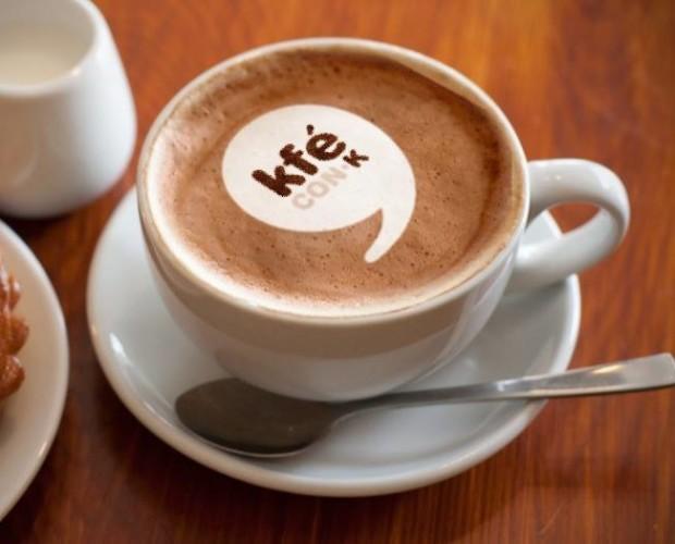 Kfé con K. Café de primera calidad