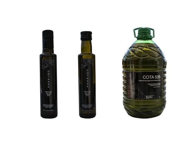 Aceite de oliva. Diversidad de aceite