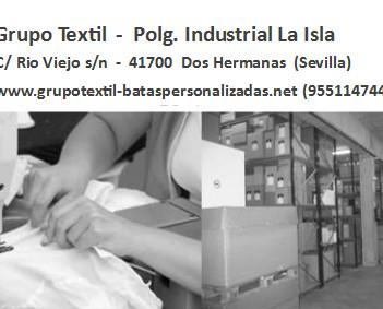 Ropa Laboral.Grupo Textil, empresa ropa laboral para hostelería