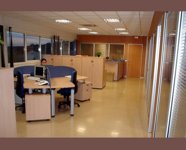 Oficinas Servei Dolç. Nuestras oficinas