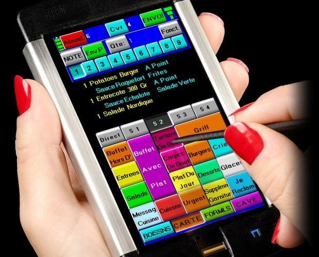 Spin pad. Comandero radiofrecuencia Pi Electronique