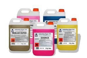 Productos De Limpieza. Detergentes, ambientadores y desengrasantes